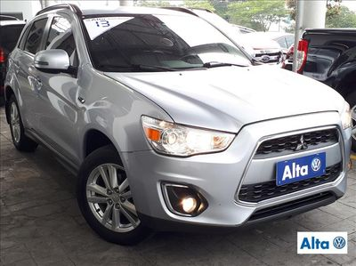 Mitsubishi ASX 2.0 16V CVT 4WD 2013}