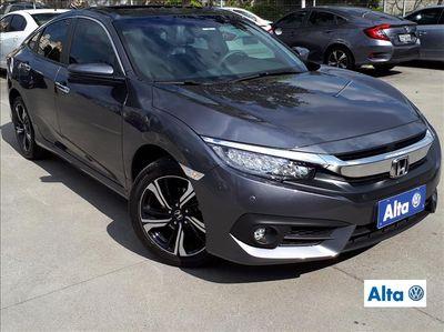 Honda Civic Touring 1.5 Turbo (Aut) 2019}