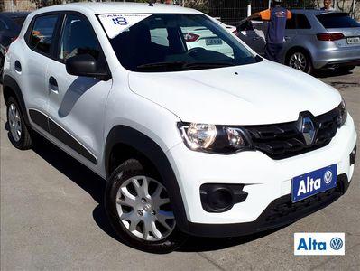 Renault KWID Life 1.0 (Flex) 2018}