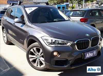 BMW X1 SDRIVE 2.0 16V TURBO ACTIVEFLEX  2018}