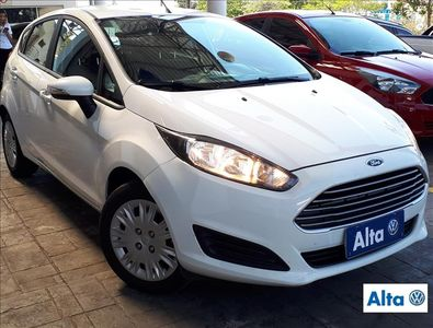 Ford New Fiesta Hatch 1.6 Titanium PowerShift 2017}