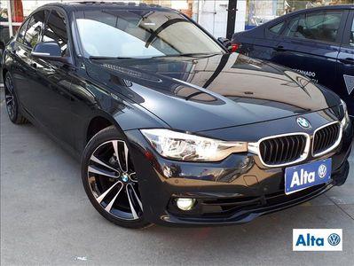 BMW 320i 2.0 Turbo Active (Aut) 2018}