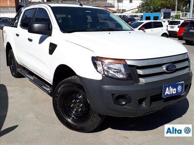 Ford Ranger 2.2 XL 4X4 CD 16V 2015}