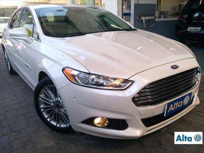 Ford Fusion 2.0 16V GTDi Titanium 4WD (Aut) 2015}