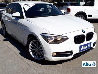 BMW Série 1 120i 2.0 SPORT (Aut) 2015}