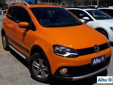 Volkswagen CrossFox 1.6 MI 16V 2011}