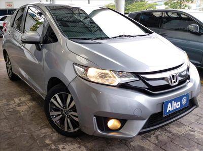 Honda Fit EX 1.5 16V (aut) 2017}