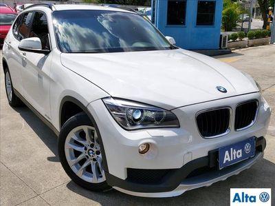 BMW X1 SDRIVE 2.0 16V TURBO ACTIVEFLEX  2015}