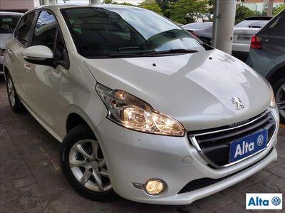 Peugeot 208 1.5 8V Active Pack (Flex) 2015}