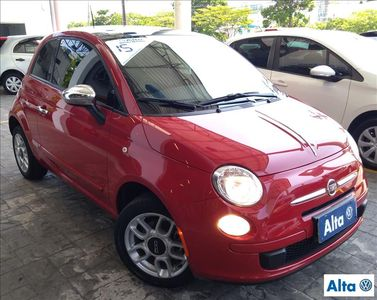 Fiat 500 Cult Dualogic 1.4 8V 2015}
