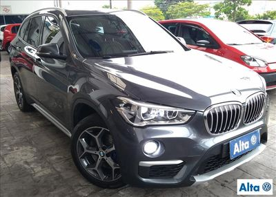 BMW X1 SDRIVE 2.0 16V TURBO ACTIVEFLEX  2018}