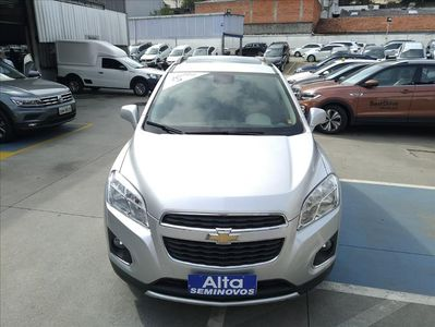 Chevrolet Tracker LTZ 1.4 Turbo (Aut) 2015}