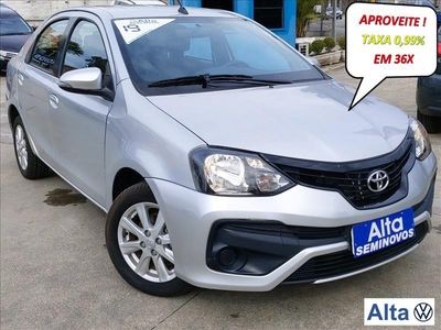 Toyota Etios Hatch X Plus 1.5 2019}