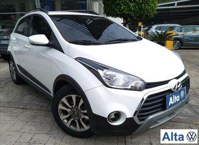 Hyundai HB20X Style 1.6 (Aut) 2017}