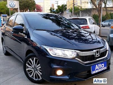 Honda City EXL 1.5 (Aut) 2019}