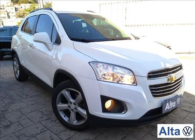 Chevrolet Tracker LTZ 1.4 Turbo (Aut) 2016}