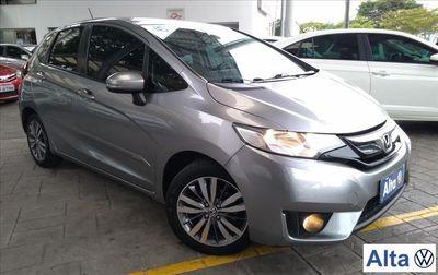 Honda Fit EX 1.5 16V (aut) 2016}