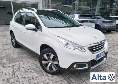Peugeot 2008 Griffe 1.6  AT 2018}