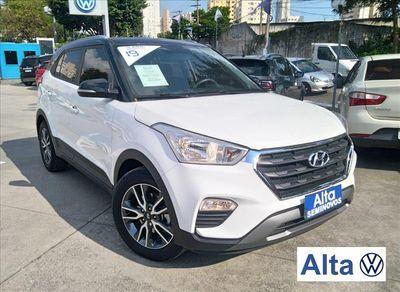 Hyundai Creta Pulse 1.6 (Aut) 2019}