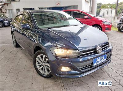 Volkswagen Virtus Comfortline 200 TSI (Automático) 2019}
