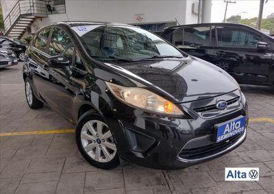 Ford Fiesta 1.6 SE 2012}