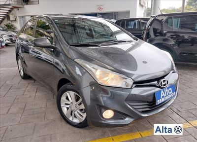 Hyundai HB20S Premium 1.6 AT 2015}