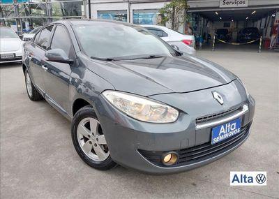Renault Fluence Dynamique 2.0 16v CVT (Hi-Flex) (Auto) 2013}