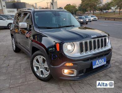 Jeep Renegade 1.8 16V Limited 2017}