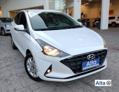Hyundai HB20S 1.6 Série Especial 5 anos (Aut) 2021}