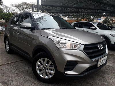 Hyundai Creta Attitude 1.6 2021}