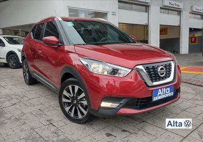Nissan Kicks 1.6 SV (Aut) 2020}