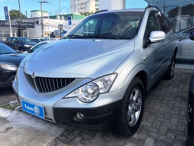 SSANGYONG Actyon GL 2.3(aut) 2010}
