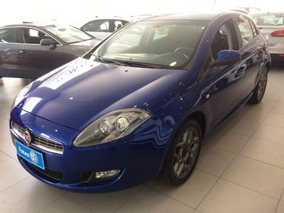 Fiat Bravo Absolute 1.8 16V Dualogic (Flex) 2014}