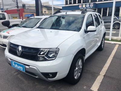 Renault Duster Dynamique 2.0 16v 4x2 (Flex) (Auto) 2016}