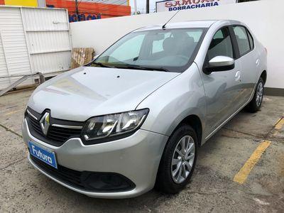 Renault Logan Exclusive 1.6 8V (Flex) 2017}
