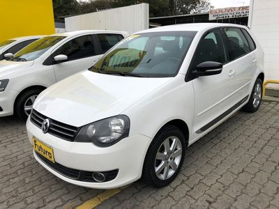 Volkswagen Polo Hatch . Sportline 1.6 8V I-Motion (Flex) (Aut) 2013}