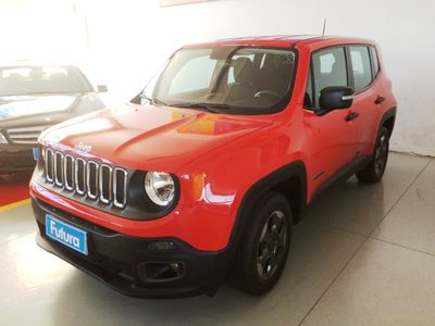 Jeep Renegade 1.8 Sport 2016}
