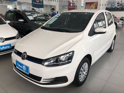 Volkswagen Fox BlueMotion 1.0 2015}