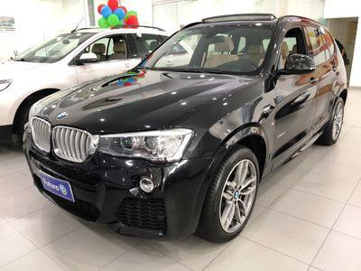 BMW X3 3.0 xDrive35i M Sport Auto 2016}