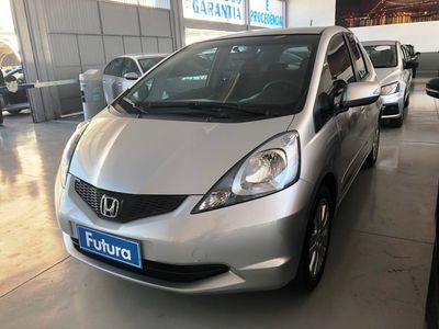 Honda Fit EX 1.5 16V (aut) 2009}