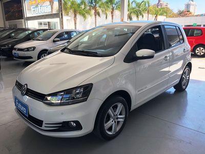 Volkswagen Fox Comfortline 1.0 2017}