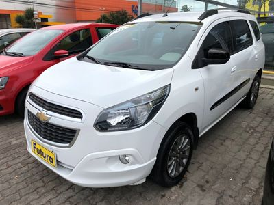 Chevrolet Spin Advantage 5S 1.8 (Flex) 2014}