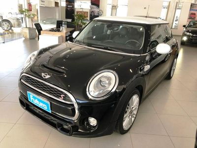 MINI Cooper S TOP TURBO 2.0 GASOLINA (Auto) 2015}
