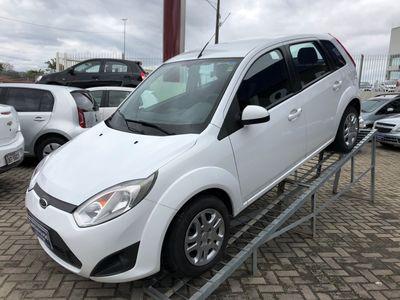 Ford Fiesta 1.6 (Flex) 2012}