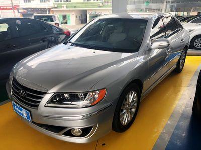 Hyundai Azera 3.3 V6 2011}