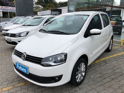 Volkswagen Fox Trend 1.6 I-Motion 2012}
