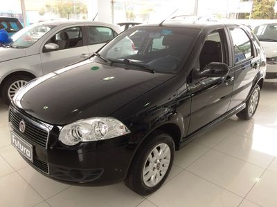 Fiat Palio Attractive 1.4 (Flex) 2011}