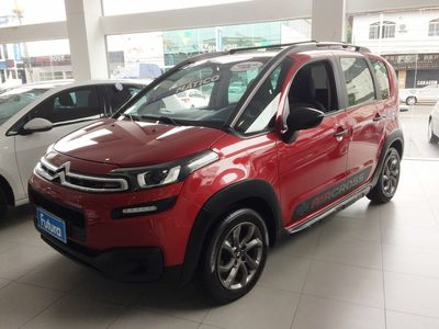 Citroën Aircross 1.6 Shine 16V 2017}