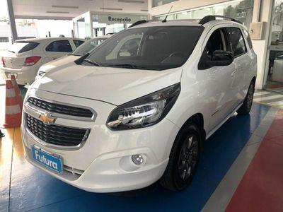 Chevrolet Spin LT 1.8 (Aut) 2018}