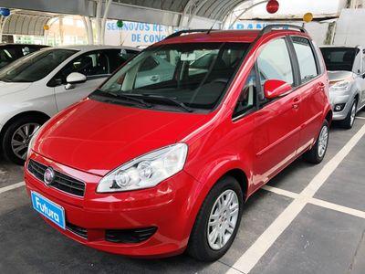 Fiat Idea Essence 1.6 2013}